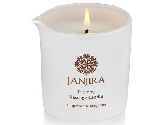 a Janjira therapy massage candle sweepstakes