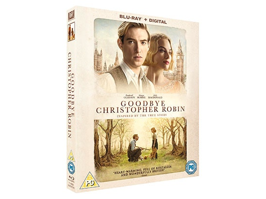 Goodbye Christopher Robin  sweepstakes