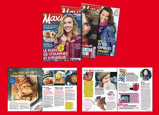 Magazine maxi