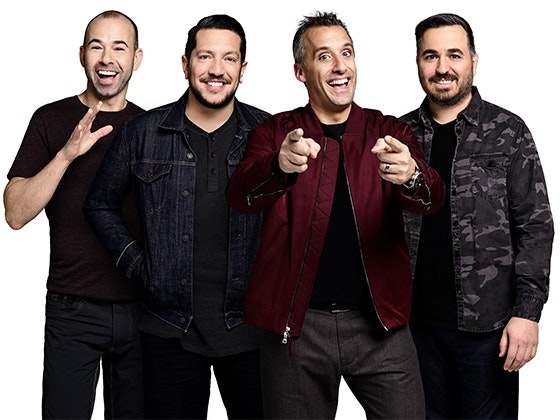 $250 Worth of Swag from Impractical Jokers Store sweepstakes