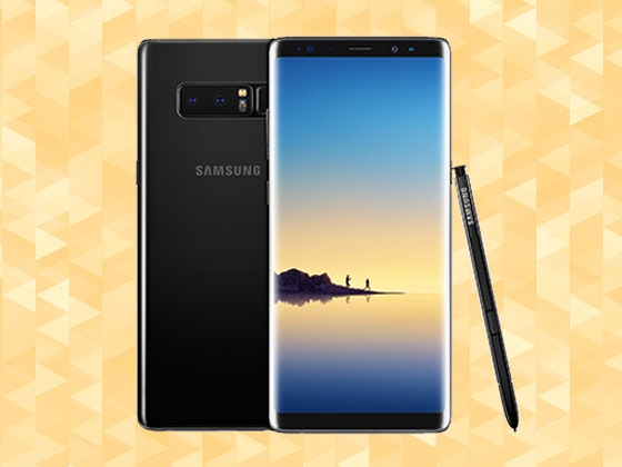 Samsung Galaxy Note8 Smartphone from Sprint sweepstakes