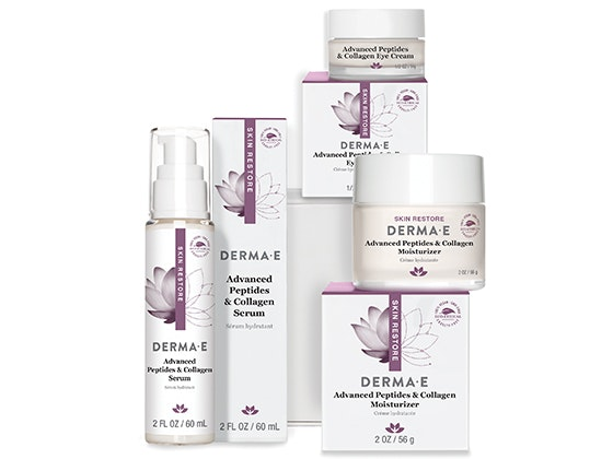 DERMA E Advanced Peptides & Collagen Collection sweepstakes
