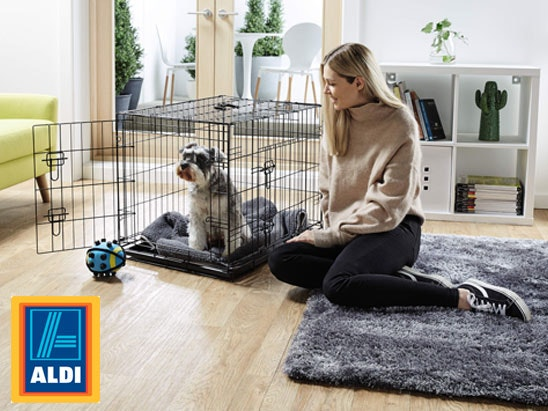 Aldi vouchers pet event competition