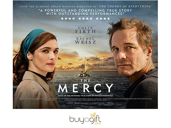 WIN A SEASIDE GETAWAY WITH THE MERCY sweepstakes
