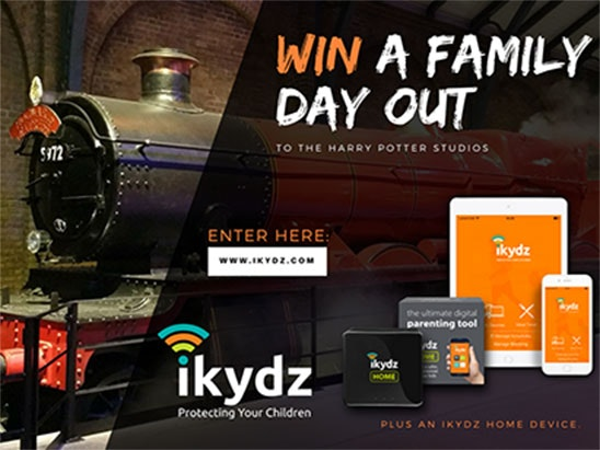 Win an iKydz Internet Safety Device sweepstakes