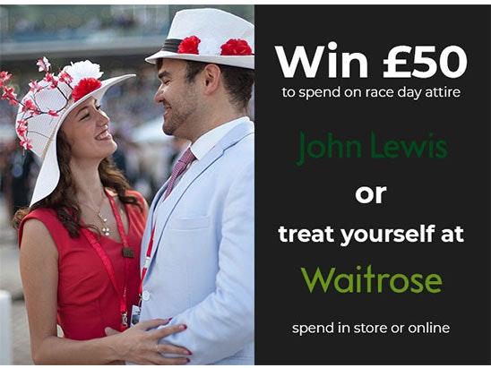 Win John Lewis Vouchers! sweepstakes
