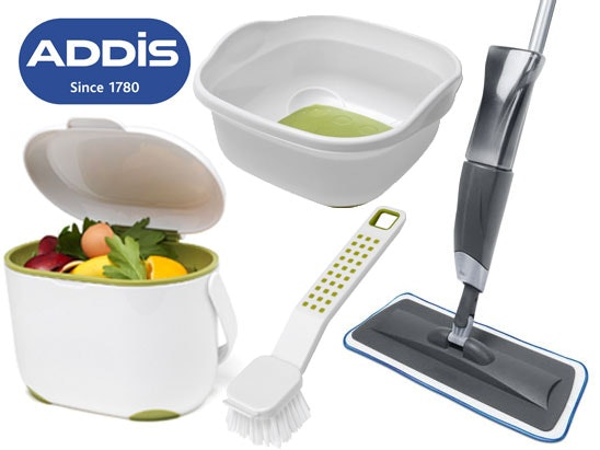 an Addis cleaning bundle  sweepstakes