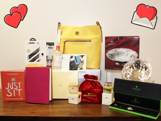 Win a Valentine's Day Swag Bag! sweepstakes