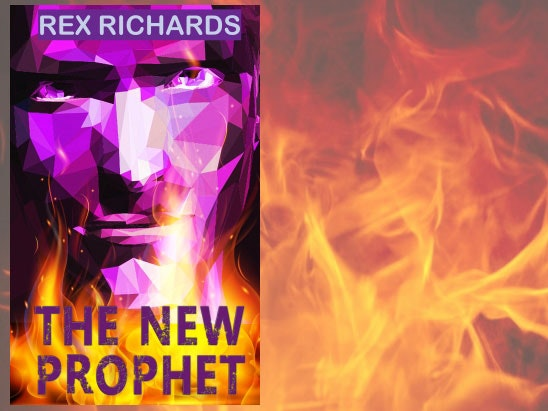 COPY OF THE NEW PROPHET BY REX RICHARDS sweepstakes