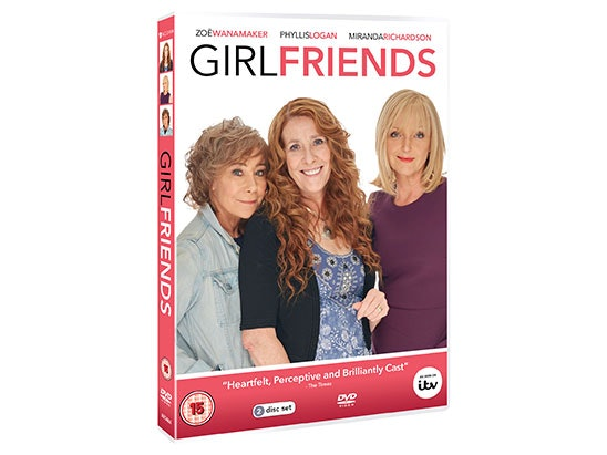 GIRLFRIENDS ON DVD sweepstakes