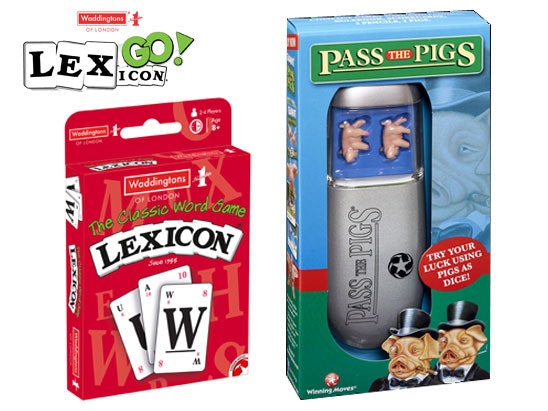 Pass the pig lexicon  competition