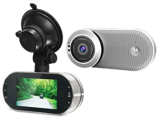a Motorola HD Dash Cam sweepstakes