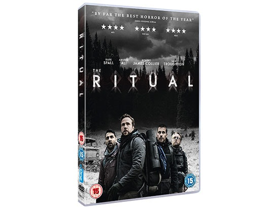 The Ritual sweepstakes