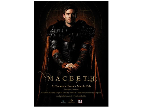 Macbeth screening sweepstakes