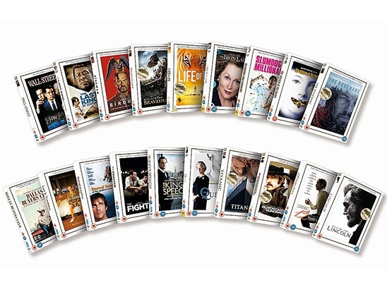 Win a Twentieth Century Fox DVD collection sweepstakes