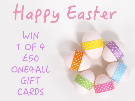£50 one4all gift card sweepstakes