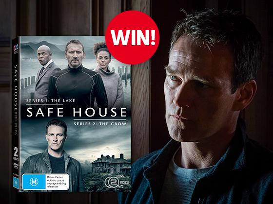 Safe House Series 1 – 2 Boxset sweepstakes