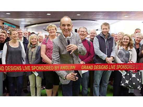 WIN TICKETS TO GRAND DESIGNS LIVE sweepstakes