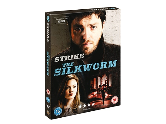 WIN A COPY The Silkworm - DVD giveaway sweepstakes