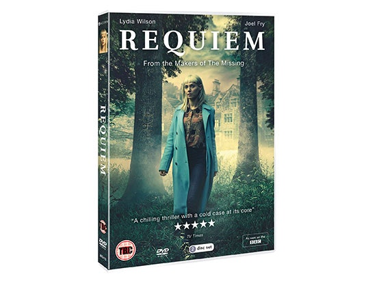 Win a copy of Requiem on DVD sweepstakes