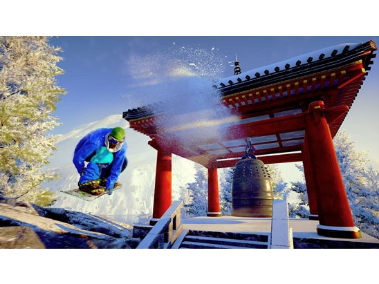 WIN A COPY OF Steep Winter Sports Edition sweepstakes