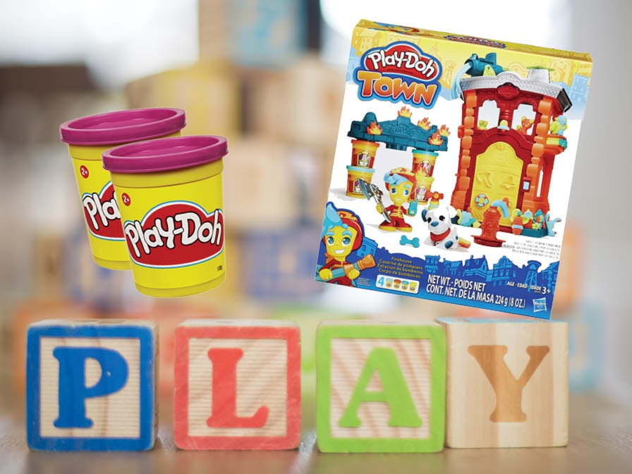 Sweepon play doh