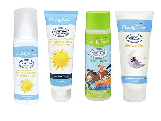 CHILDS FARM HOLIDAY BUNDLE sweepstakes