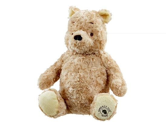 Cuddly winnie the pooh