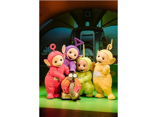 Teletubbies Live Family Tickets sweepstakes