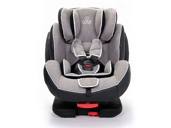 ICKLE BUBBA SOLAR GROUP 1-2-3 ISOFIX AND RECLINE CAR SEAT sweepstakes