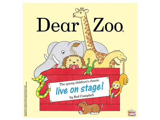 Dear Zoo Tickets sweepstakes