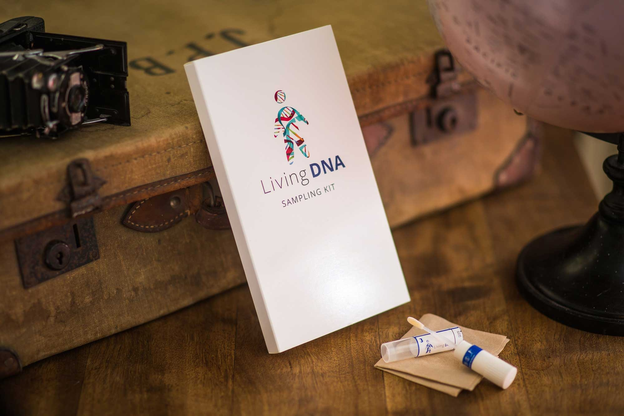 LIVING DNA ANCESTRY KIT  sweepstakes