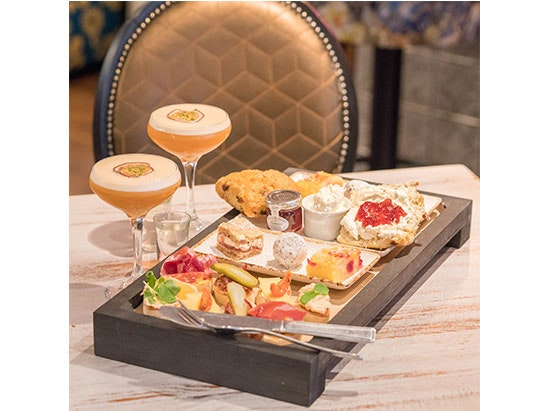 Cocktails and Cakes Afternoon Tea at Slug and Lettuce sweepstakes
