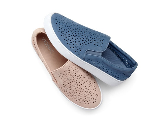 Vionic Midi Perf Sneakers sweepstakes