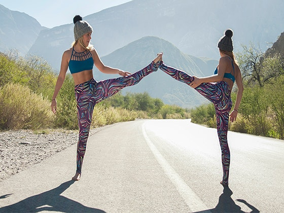 Monasita Leggings $100 Gift Card  sweepstakes