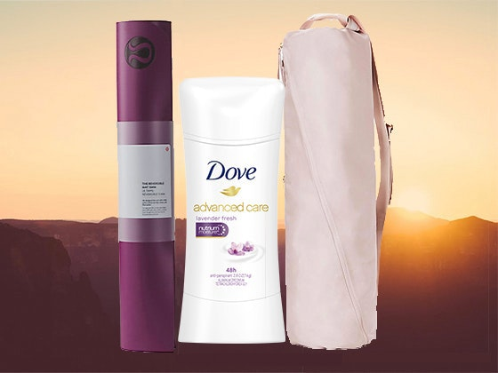 Dove Lululemon Yoga Bundle sweepstakes