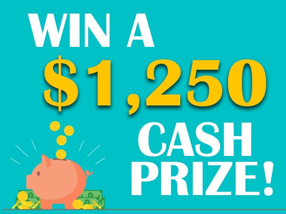 win cash prize competitions