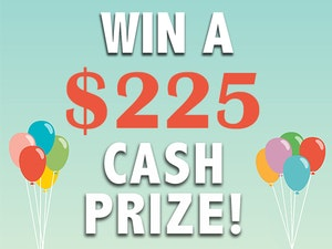 225 cash feb march giveaway 1