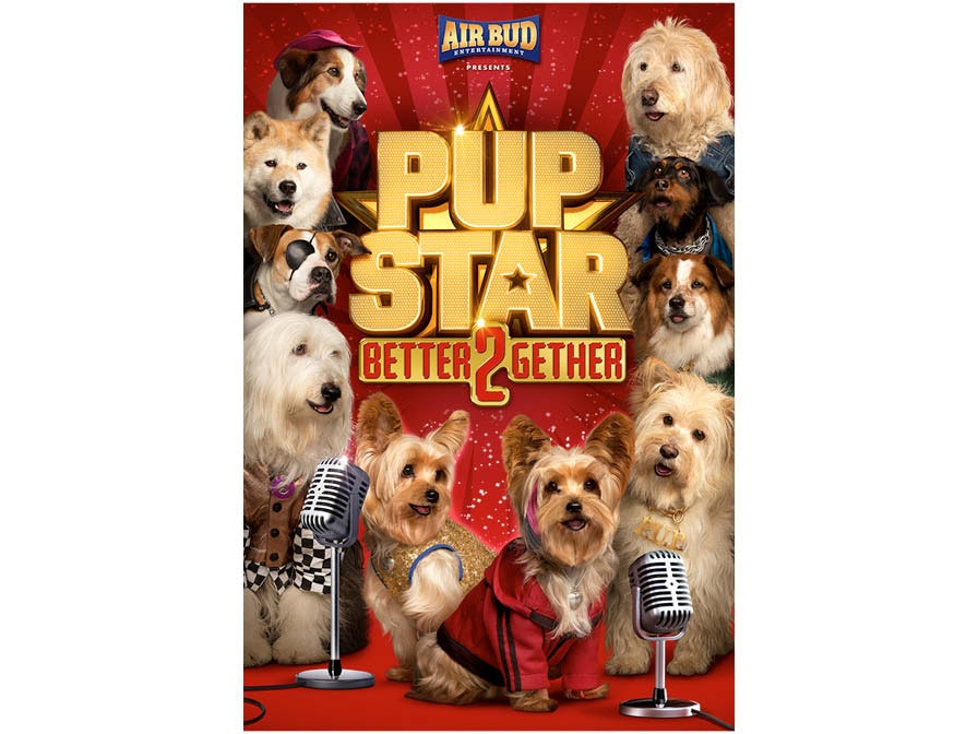 Pup Star: Better 2Gether dvd pack sweepstakes