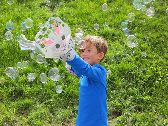 Animal Glove-A-Bubbles sweepstakes