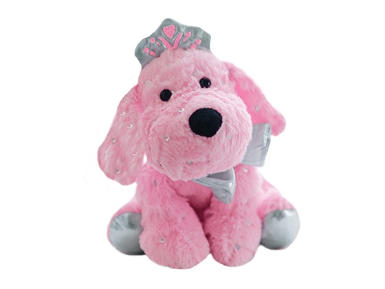 Girlz N Dollz Plush Puppy & Mermaid-Style Blanket sweepstakes