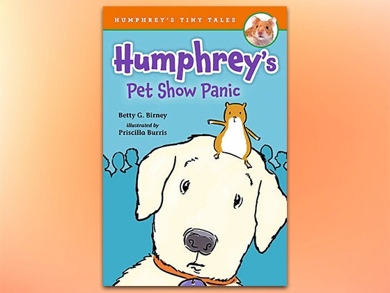 """Humphrey's Pet Show Panic"" sweepstakes"