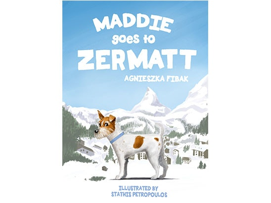 Celebrate the Winter Olympics with Maddie! sweepstakes