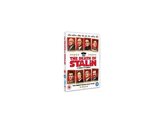 The Death of Stalin Blu-ray giveaway sweepstakes