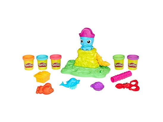 WIN  A Play-Doh Cranky the Octopus sweepstakes