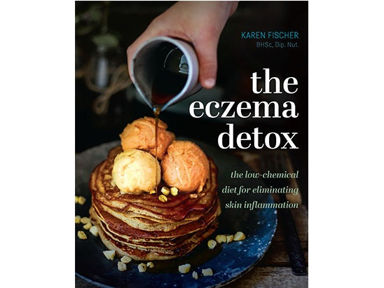 Win a copy of the Eczema Detox Book  sweepstakes