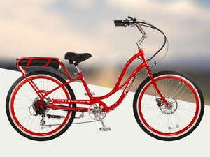 Pedego bicycle giveaway 1