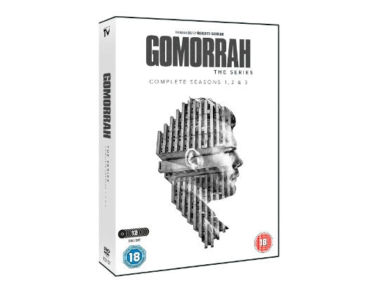 Gomorrah dvd
