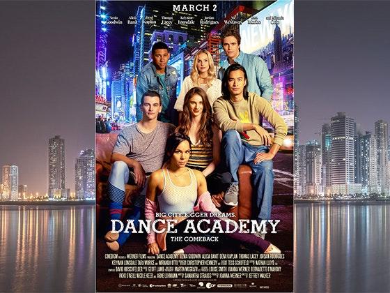 Dance academy the comeback fandango giveaway