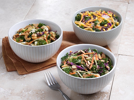 Eat Smart Salad Shakeups and Salad Bowl sweepstakes